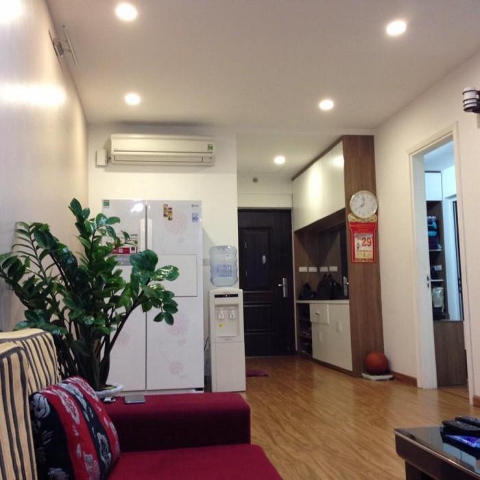 [ BÁN GẤP] Chấp nhận bán lỗ căn hộ 2PN, nội thấtcơ bản-  tại chung cư Green Stars