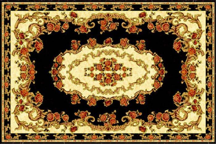 Gạch thảm trang trí phòng khách TL0958