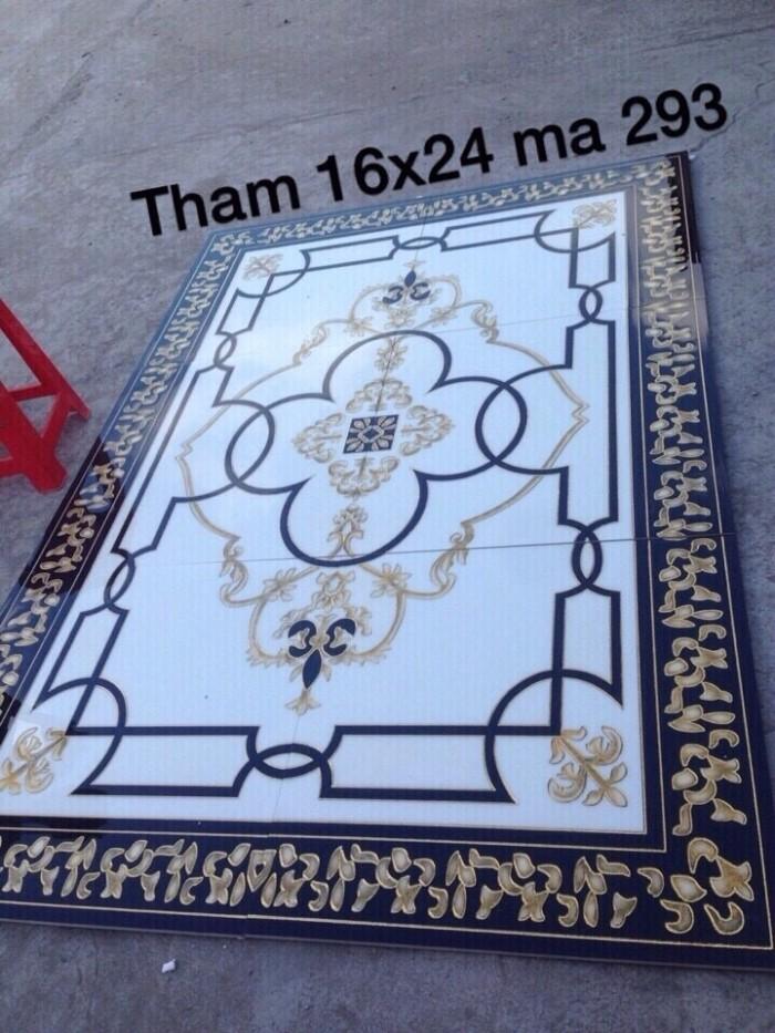 Gạch thảm trang trí phòng khách TL0954