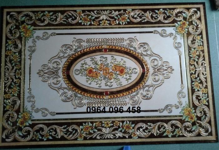 Gạch thảm trang trí phòng khách TL0957