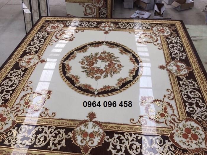 Gạch thảm trang trí phòng khách TL0955