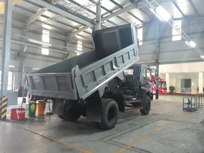 Bán xe ben FD1600 màu xám nhập khẩu nguyên chiếc