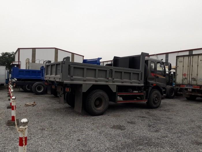 Bán xe ben xác nặng nhập khẩu FD1600 giá chỉ từ 450 triệu