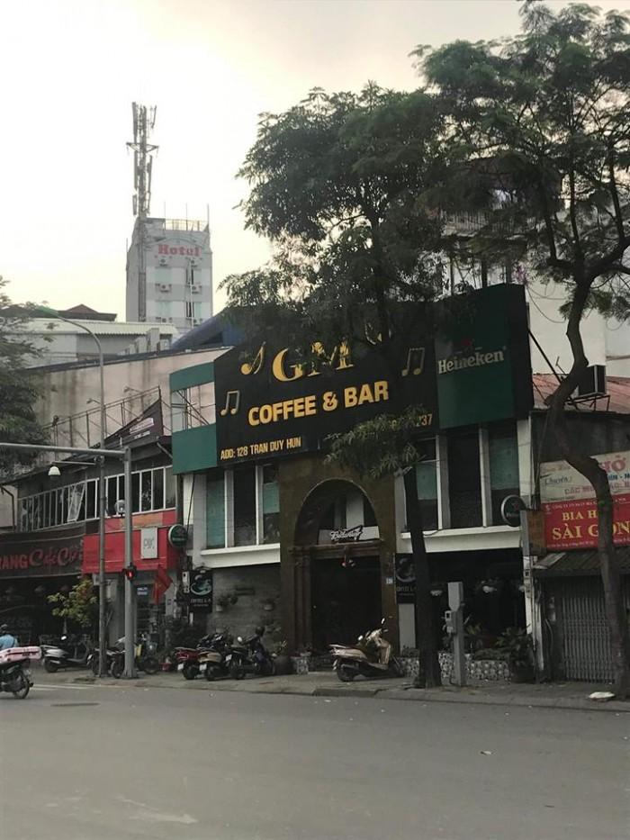Cho thuê mp 128 Trần Duy Hưng, Cầu Giấy:  50 tr/th,  95m2,  1 tầng. Thời trang café, nhà hàng.