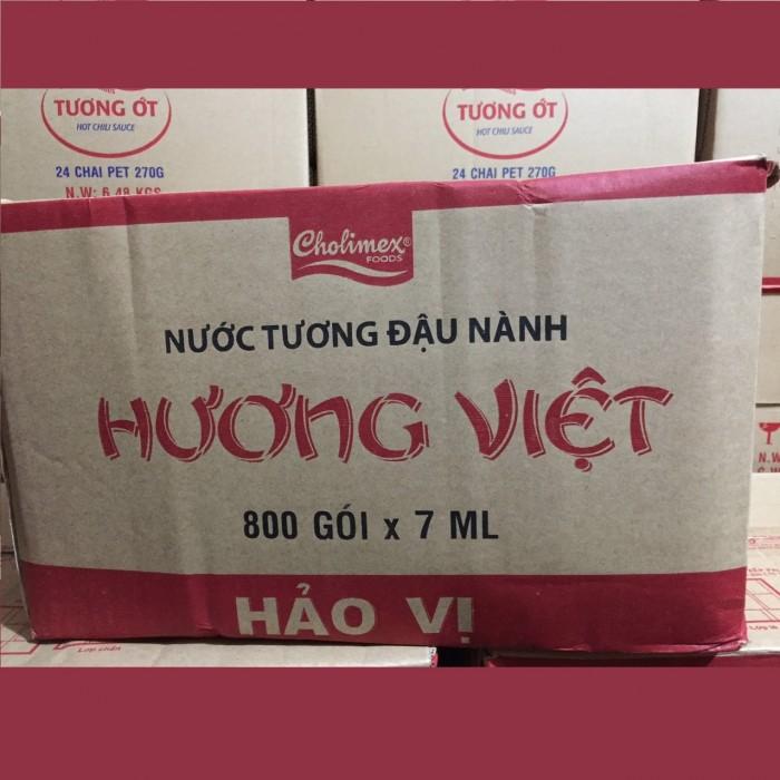 Nước tương gói 7ml [Cholimex - Hương Việt]0