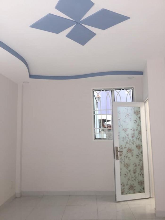 Bán nhà mới, Phường Tân Định Quận 1, 36m2, 4,55 tỷ(tl)