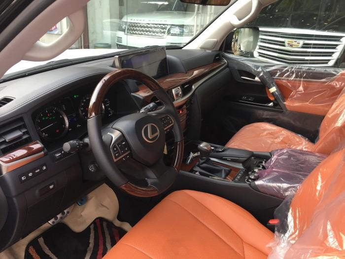 Bán xe Lexus LX 570s Super Sports sx 2018, màu Đen nhập khẩu Trung Đông