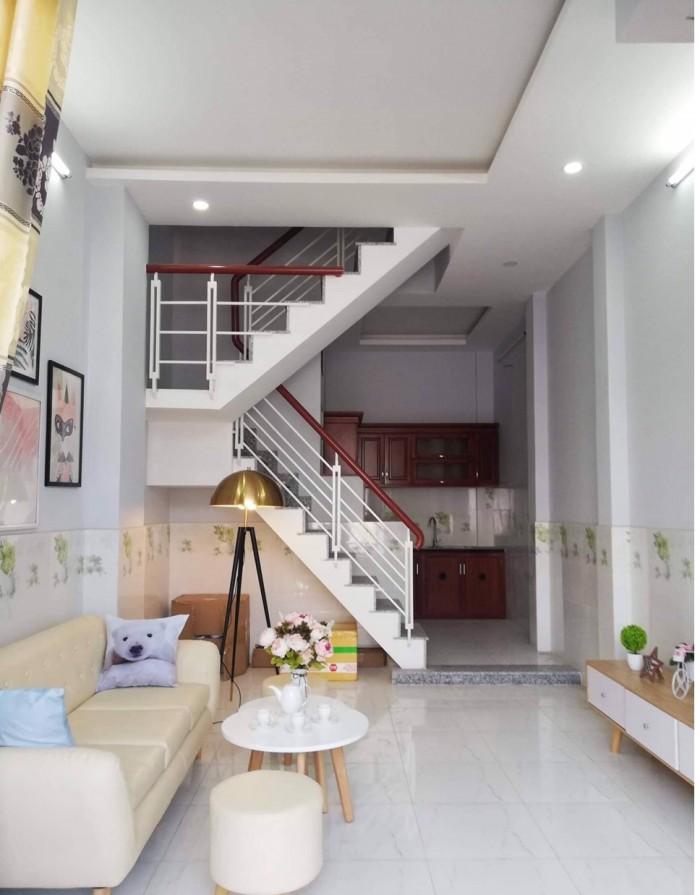 Nhà mặt tiền kinh doanh Liên Khu 56 Bình Tân chỉ 1tỷ850