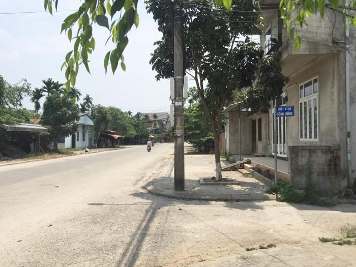 Bán đất đường Sóng Hồng – Phú Bài – Hương Thủy