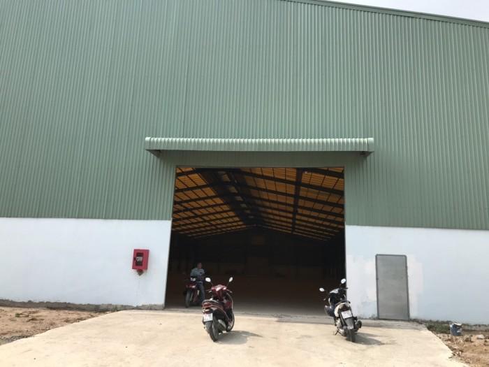 Cho thuê nhà xưởng 3500m2 trong khu công nghiệp tại xã Lương Bình, huyện Bến Lức, tỉnh Long An