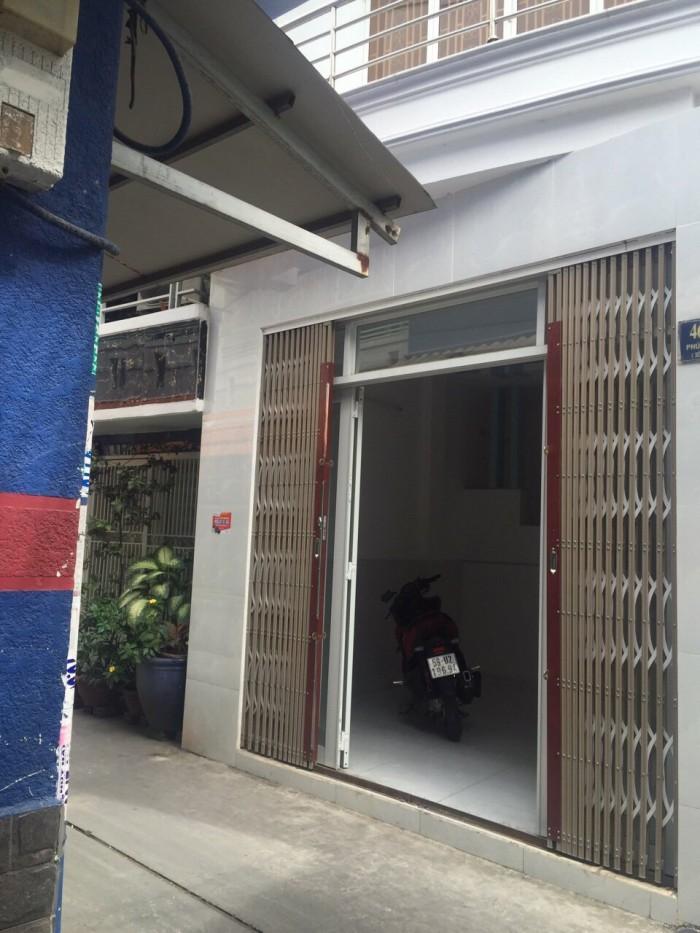 Bán nhà Quận Bình Tân. Sổ Hồng Riêng.