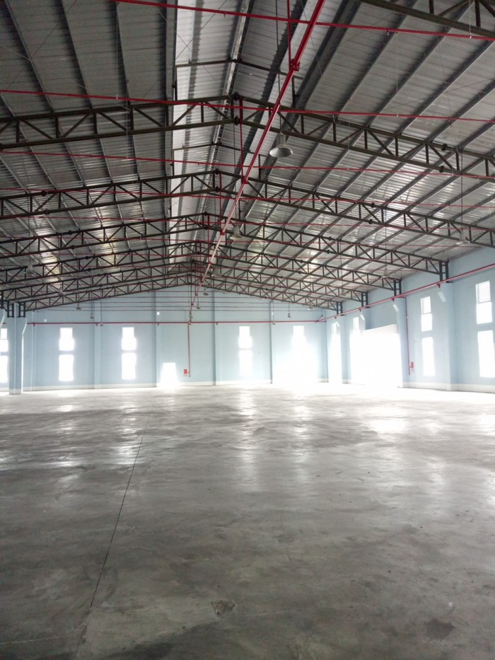 Cho thuê kho xưởng tại KCN Thuận Đạo, Vĩnh Lộc 2, Bến Lức, Long An