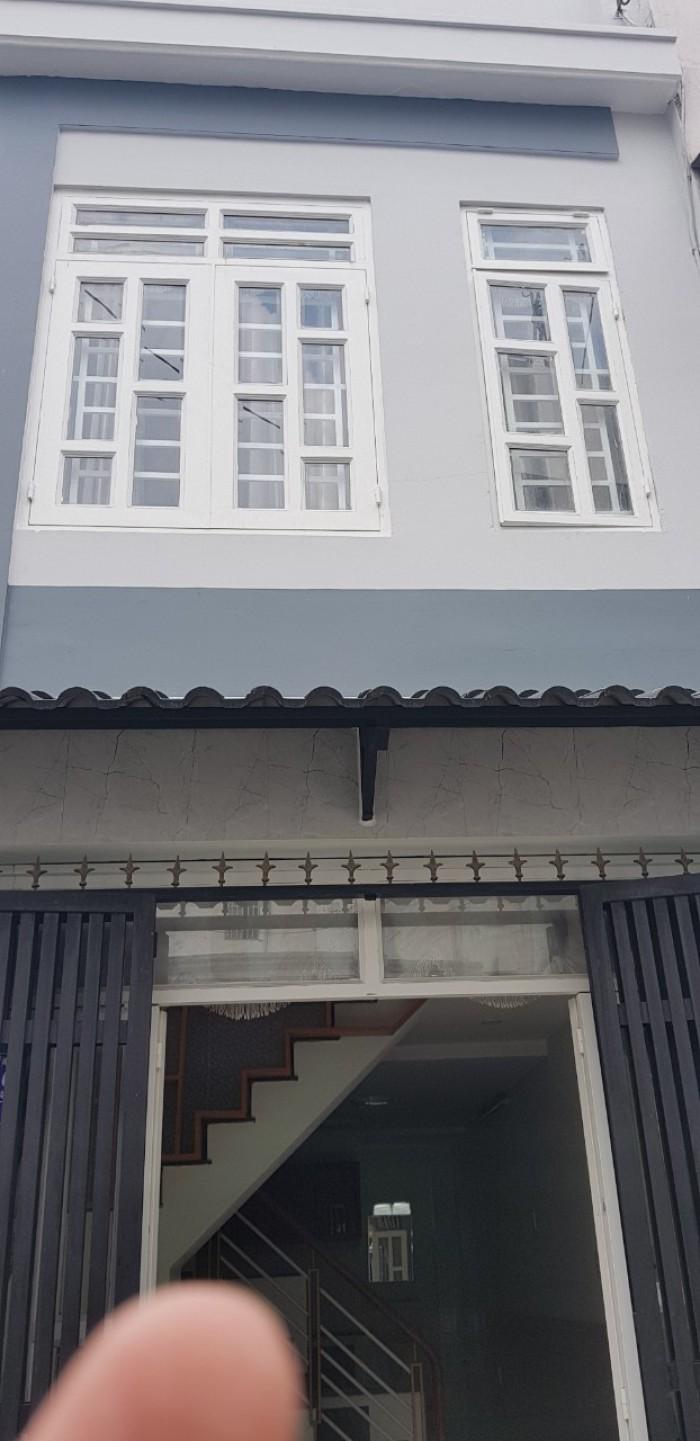 Nhà đẹp đường Phan Huy Ích P12 Gò Vấp