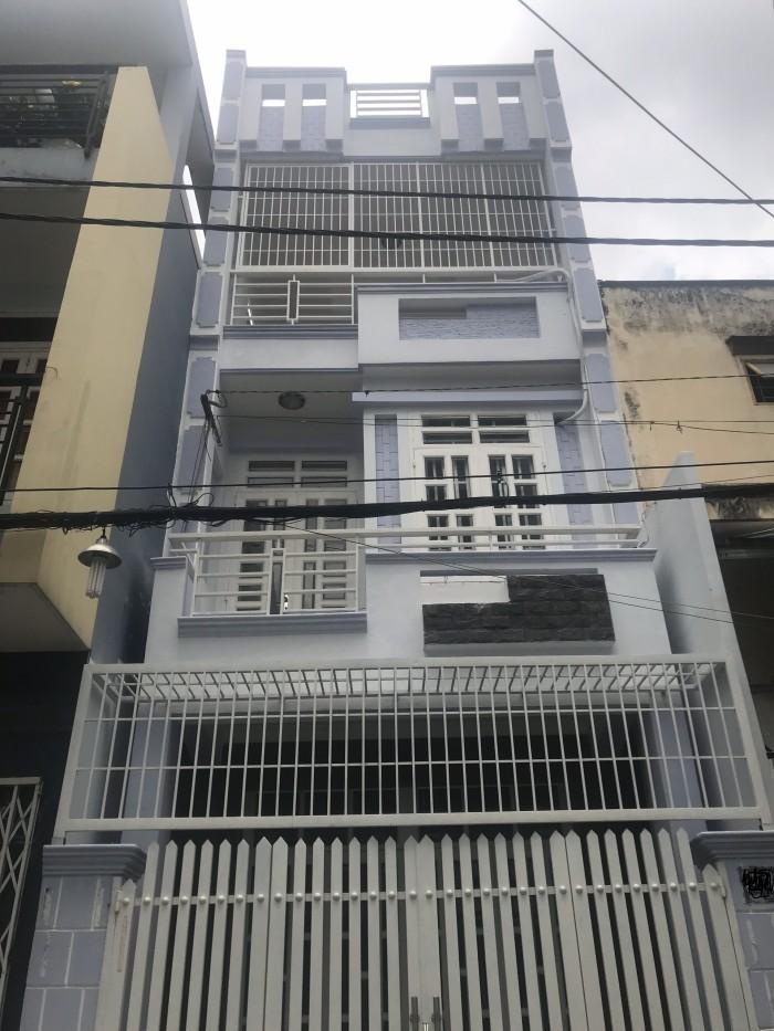 Bán nhà đường Gò Dầu, DT 4x18, 3,5 tấm. Giá 7,4 tỷ