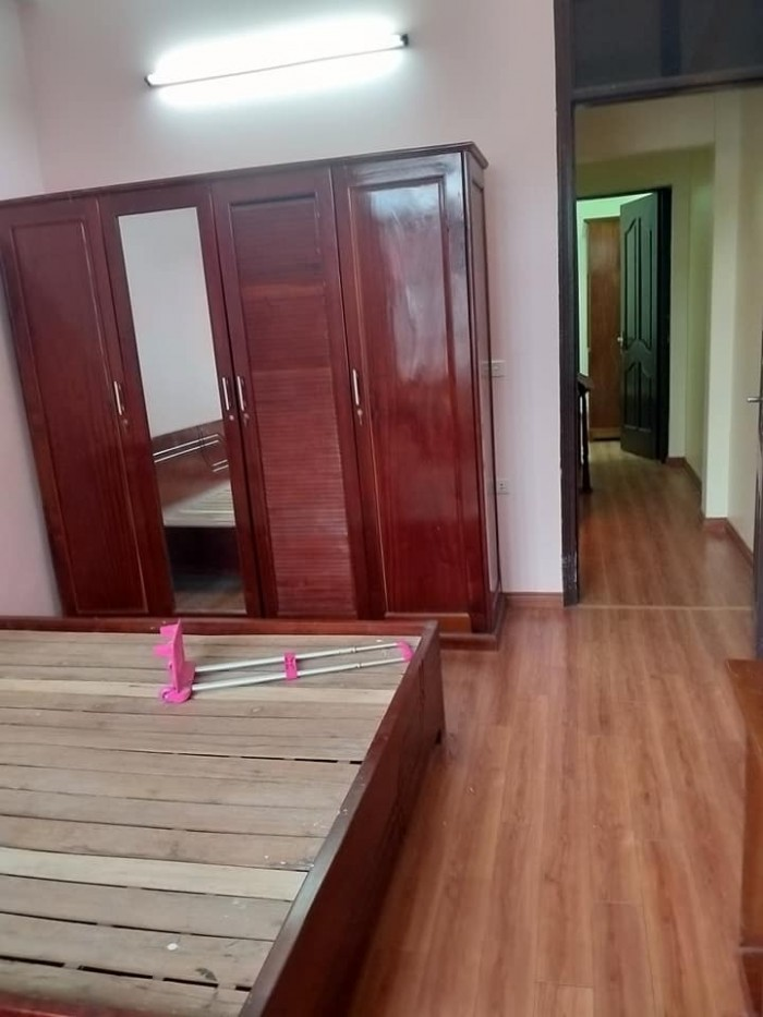Nhà ngõ 117 Trần Cung 44mX4t, MT3,8m