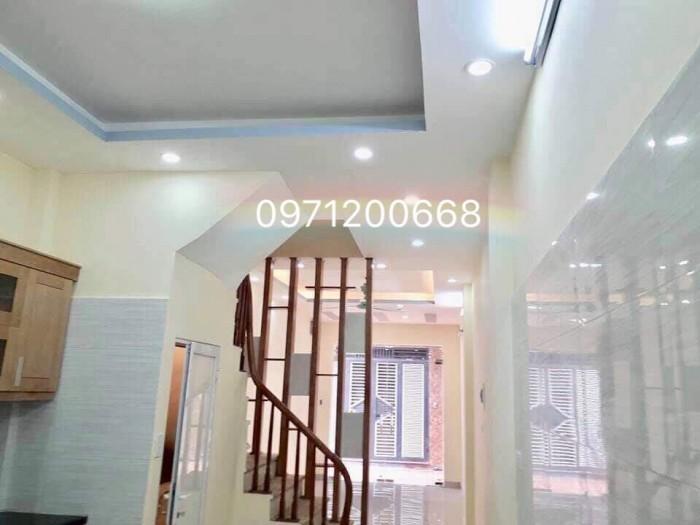 Bán nhà mới xây ngõ 168 Kim Giang, ô tô vào nhà, 40m2 5T 3.35 tỷ TL