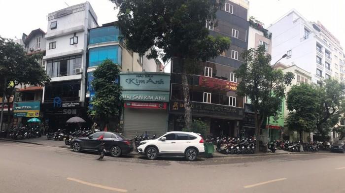 Cho thuê mặt phố Nguyễn Thiếp, HK:  70tr/th,  100m2, mt  5m,  5 tầng. Ngân hàng, thời trang cao cấp.