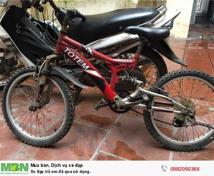 Xe đạp trẻ em đã qua sử dụng. 2