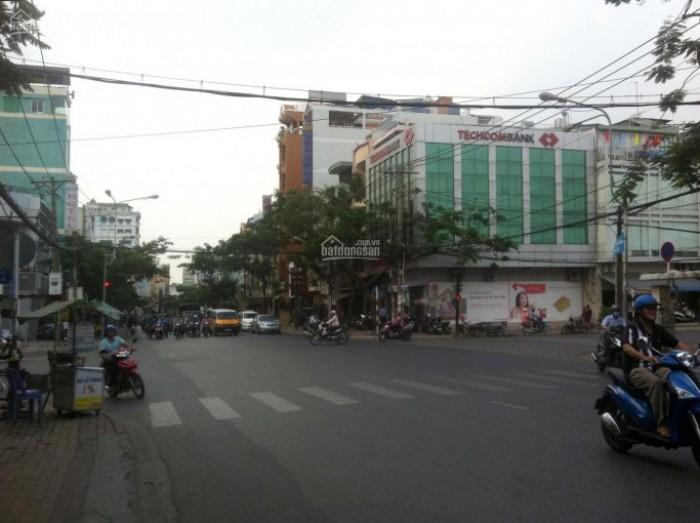 Nhà Mặt tiền Nguyễn Văn Đậu, 110m2, giá 9 tỷ 8 TL.