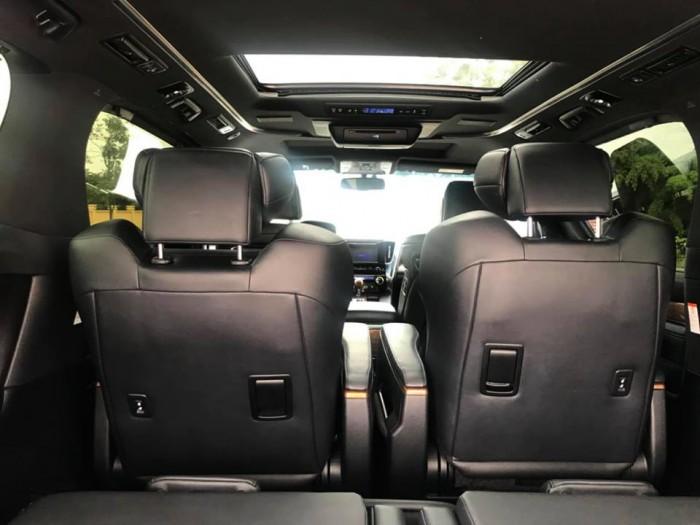 Bán Toyota Alphard Excutive Lounge màu đen, model 2016
