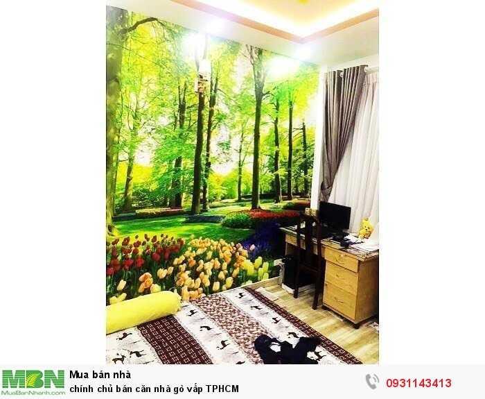 Chính chủ bán căn nhà Gò Vấp TPHCM
