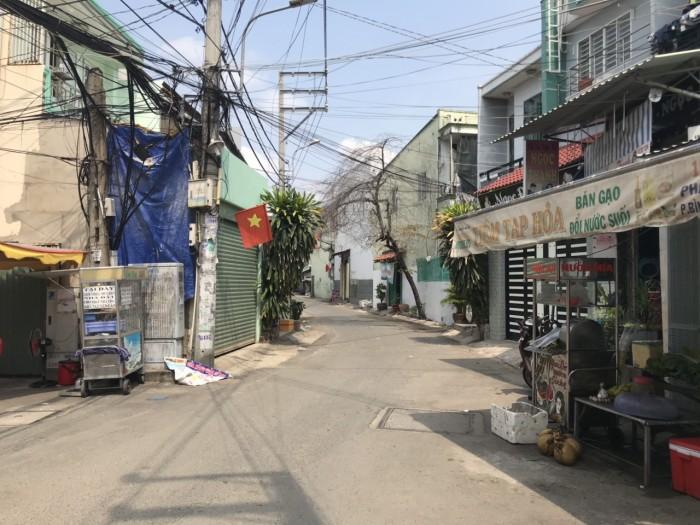 Cần Bán Nhà Căn 2MT Hẻm Phan Anh ( 4x12m ) 2 Lầu