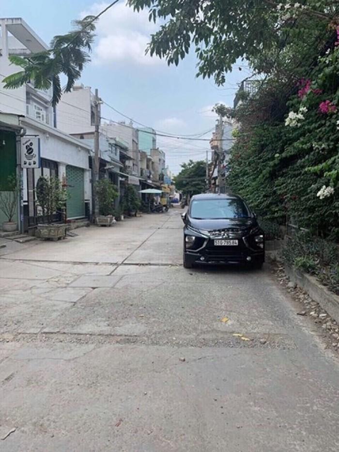 Tôi chính chủ cần bán nhanh căn nhà mới xây thuộc đường Tân Kỳ Tân Quý phường Bình Hưng Hòa.