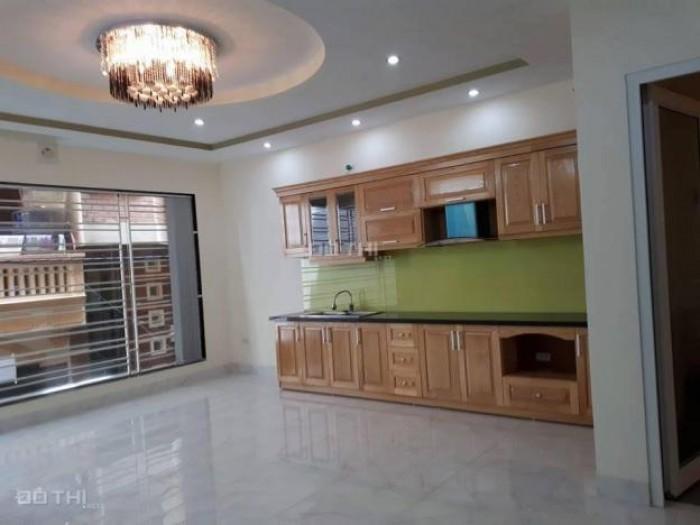 Chính chủ cần bán gấp nhà 6 tầng thang máy phố Trần Quốc Hoàn Giá 8,2 Tỷ