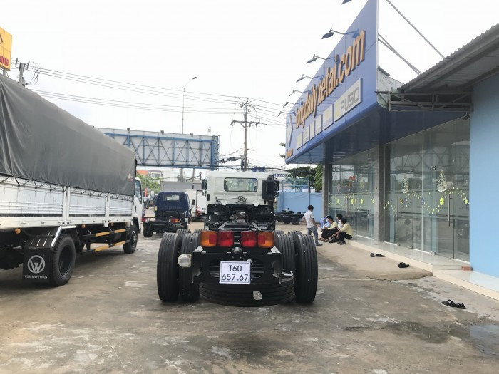 Xe tải HINO FL 2017 GA CƠ tải 15 tấn - Trả Góp