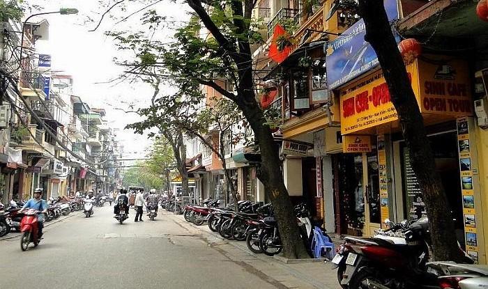 Bán đất trục chính Làng Cam, Cổ Bi kèm Kiot Kinh doanh cực đẹp DT 73.4m2, mặt tiền 5.1m đường 6m