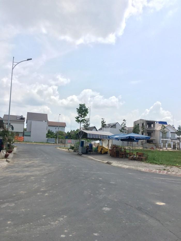 Bán nền góc 2 mặt tiền đường số (1-4) kdc Nam Long 2, Hưng Thạnh, Cái Răng, Tp. Cần Thơ