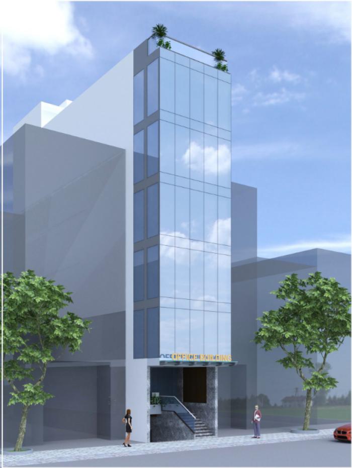 Tòa nhà văn phòng VIP K300 - Vị trí đẹp mở văn phòng, showroom, kinh doanh