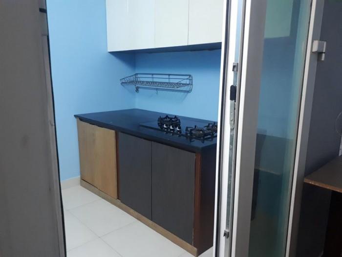 Căn hộ dịch vụ 36m2 có bếp riêng, phòng ngủ riêng, 5tr4 cọc 1 tháng