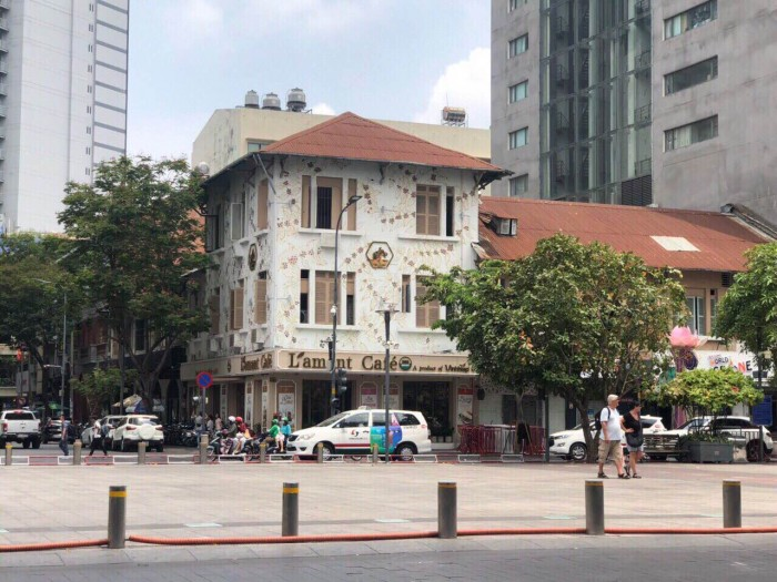 Cho thuê MB có một không hai tại lầu 1 LĐR góc 2 MT Nguyễn Huệ vs Ngô Đức Kế, P. Bến Nghé, Quận 1
