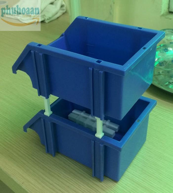 Thanh lí Khay nhựa đựng linh kiện nhỏ DT12