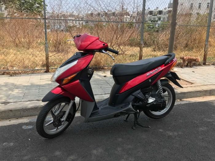 XE Click 110cc . chính hãng Honda.BSTP. màu đỏ