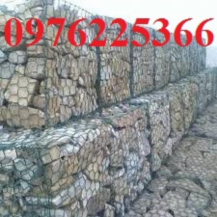 Sản xuất rọ đá .thảm đá,rồng đá mạ kẽm bọc nhựa PVC