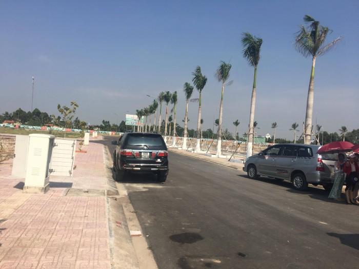 Đất bán đường lớn Diện tích 100m2 tiện đầu tư và kinh doanh