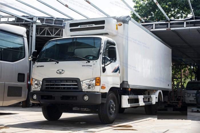 Hyundai HD120SL sản xuất năm  Số tay (số sàn) Xe tải động cơ Dầu diesel