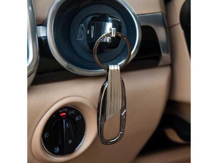 Móc khóa xe hơi cao cấp Jobon Business car keychain 4
