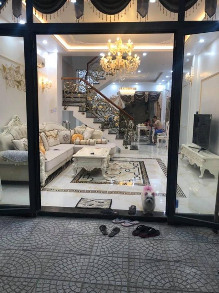 Cần bán căn hộ Hoàng Anh GL 1 DT : 90m2, 2pn, 2wc, Full Nt