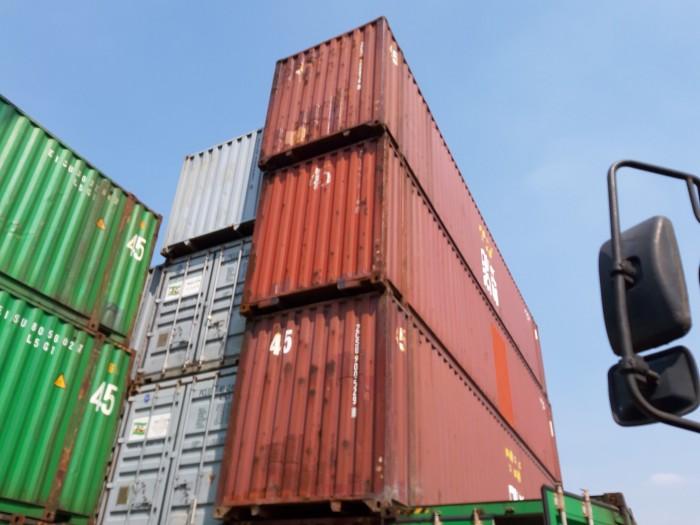 Cho thuê, gia công, sửa chữa Container
