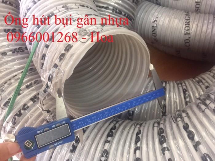 Ống gân nhựa hút bụi phi 100,phi 120 ,phi 200...sỉ lẻ giá rẻ2
