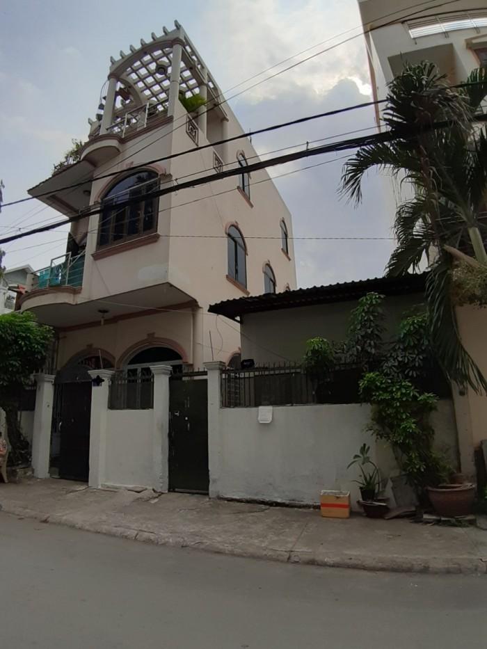 Cần bán nhà Gò Dầu P,Tân Qúy  Q,Tân Phú  DT 10x11m   1 trệt 2 lầu giá  hữu nghị