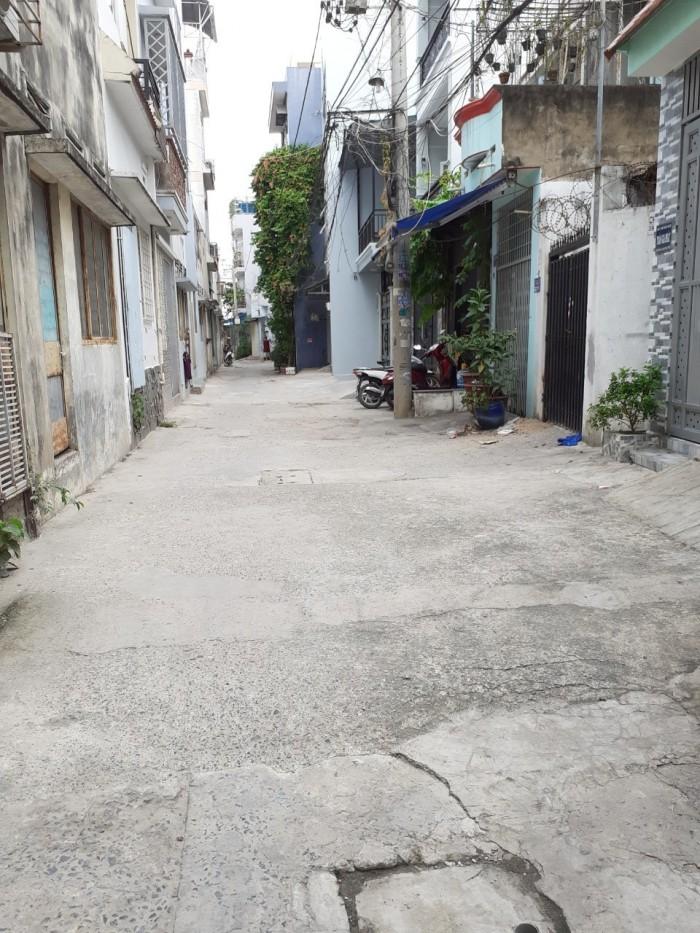 Cần bán nhà Tân Hương P,Tân Qúy Q,Tân Phú DT 4x22,75(NH 4,2)  1 trệt 1 lửng 2 lầu st giá 9,5 tỷ TL