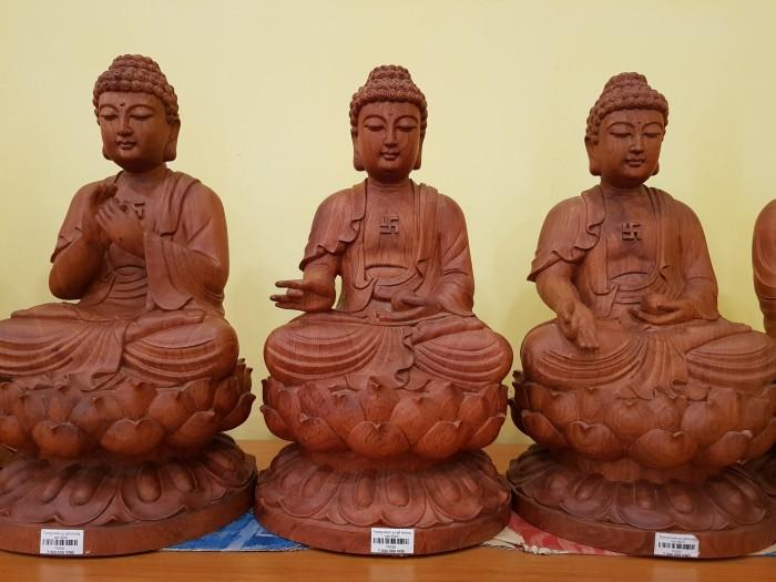 Tượng Thất Phật Dược Sư nội thất phòng thờ4