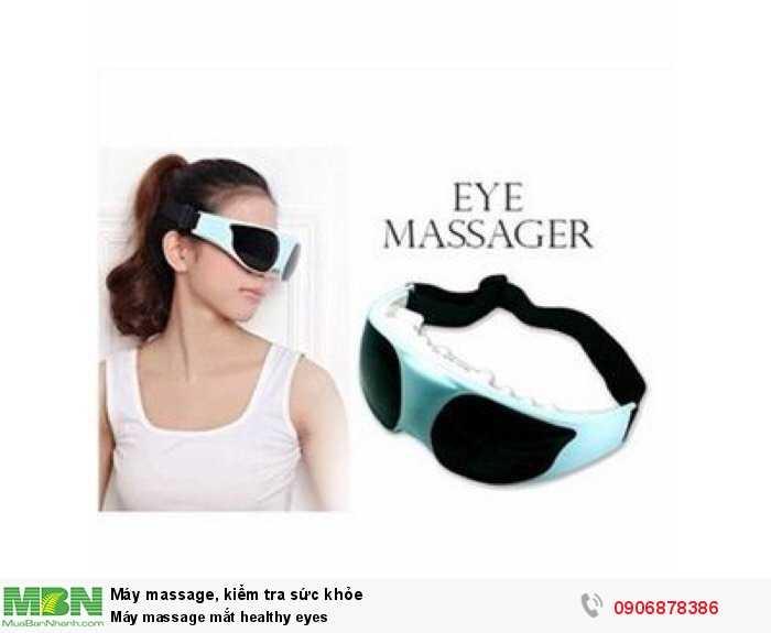 Máy massage mắt healthy eyes0