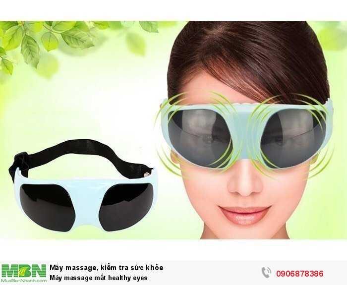 Máy massage mắt healthy eyes1