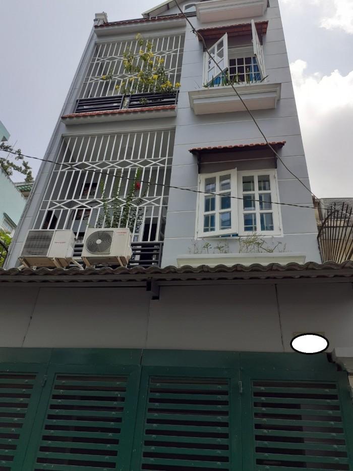 Cần bán nhà hẻm thông Cầu Xéo  P,Tân Qúy Q,Tân Phú DT 5x15  1 trệt 2 lầu st,nhà còn mới đẹp