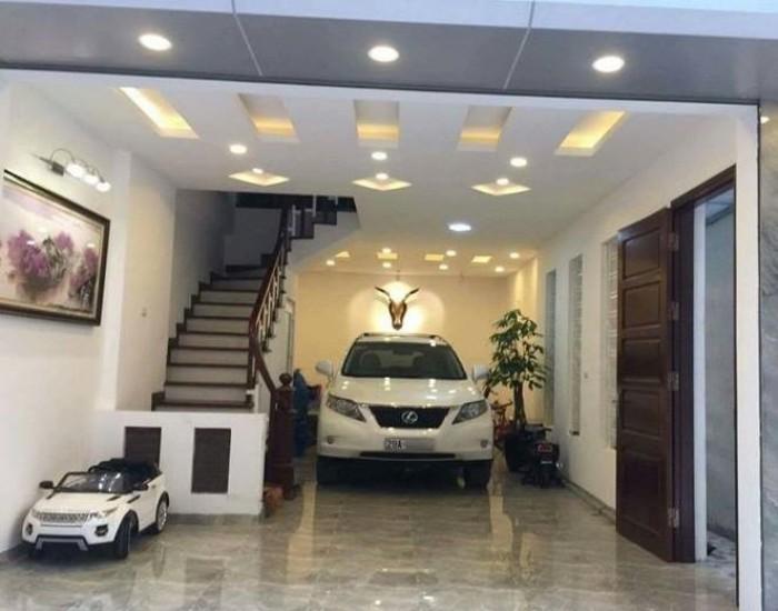 Bán nhà đẹp 46m2* 4 tầng, gara ô tô, kinh doanh đỉnh phố Tân Mai giá 4.2 tỷ